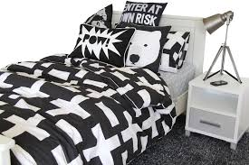 harry duvet quilt cover set single