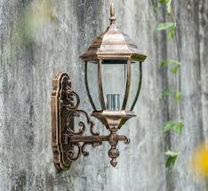 Outdoor <b>Wall lamp</b> Waterproof European Outdoor Balcony Wall ...