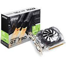 Msi GeForce GT 730 4GB GDDR3 Ekran Kartı - N730-4GD3V2