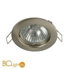 Купить <b>встраиваемый светильник Maytoni</b> Metal <b>DL009</b>-<b>2</b>-<b>01</b>-<b>N</b> с ...
