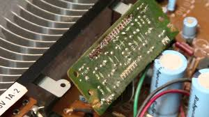 fisher ca 39a integrated stereo amplifier repair part 1