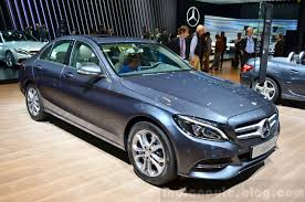 new car launches november 20142015 MercedesBenz C Class India launch on Nov 25