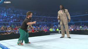 Friday Night SmackDown - Hornswoggle convinces <b>Booker T to</b> hit ...