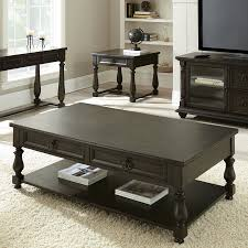 Steve Silver Company Leona Acacia Coffee Table