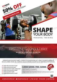 Training Flyer Templates Free Personal Training Flyer Template Download Personal Training