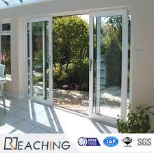 door manufacturer upvc pvc plastic sliding folding glass doors