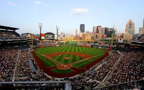 Pittsburgh Pirates Stadium Seating Chart Pnc Park Seating Chart Map Seatgeek