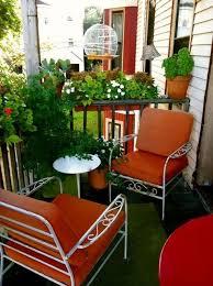 small balcony 11 balcony furnished small