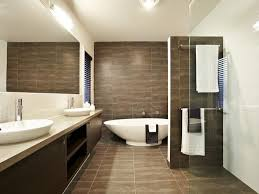 Bathroom Ideas  Bathroom Designs and Photos. Brown Bathroom TilesModern ...