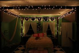 indoor string lighting. Wall String Lights Lighting And Ceiling Fans With Indoor For Bedroom Rooms White Paint Purple Room Ideas Large Curtains Solid Wood Frame Queen Black L