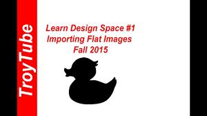 Learn Cricut Design Space Importing Flat Images Learn Cricut Design Space Fall 2015