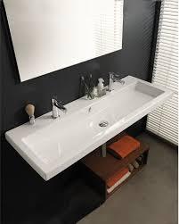 modern bathroom sink. Large Square Sink Tecla Modern Bathroom Sinks O
