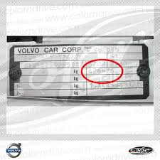Volvo Touch Up Paint Find Touch Up Color For Volvo Color
