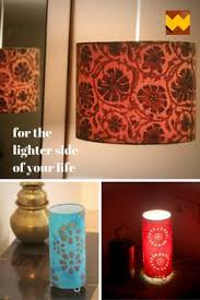 Small Picture textiles fabric handmade homemade lampshades interior decor
