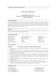 Resume Profile Samples New Resume Profile Examples Teaching Thaihearttalk Resume Ideas