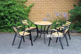 Lima Bedroom Furniture Lima Outdoor 5pc Table Set Outdoor Nzs Largest Furniture Range