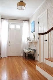 Entryway Before and After via Hometalker No. 29 Design