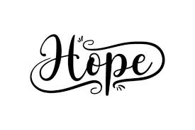 Hope Svg Cut File By Creative Fabrica Crafts Creative Fabrica