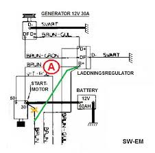 amp meter wiring diagram for car amp image wiring sw em electrical ramblings on amp meter wiring diagram for car