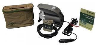 Купить Автомобильный <b>компрессор BERKUT R14</b> серый по ...