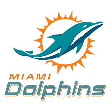 Miami dolphins american football - Transparent PNG & SVG vector