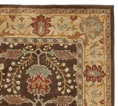 brandon persian style rug swatch