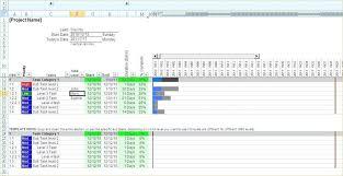 Download Gantt Chart Template Gantt Chart Excel 2010 Template Free Download Inspirational