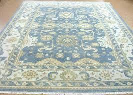 light blue oriental rug blue oriental rugs blue oriental rugs hand knotted tribal ivory brown wool