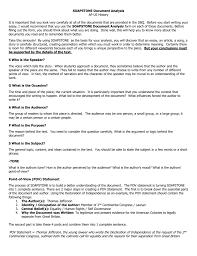 soapstone document analysis