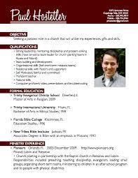 Pastoral Resume Examples Pastoral Resume Examples Pastor Cover Letter Sample Middot 2