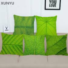 pillow case texture. Xunyu New Style Tree Leaf Texture Pattern Pillowcase Linen Pillow Pillow Case Texture