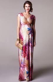 Alana Maternity Maxi Dress Hot Tropics Maternity Wedding Dresses
