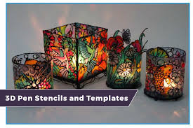 I Do Not Like This Painting Template 3d Pen Stencils And Templates Free Downloads Inside