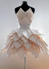 Clothing Design Ideas paper dresses