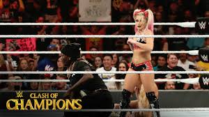 R-Truth narrowly escapes Alexa Bliss' bid for 24/7 Title: Clash of ...