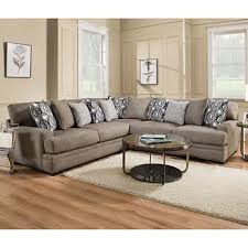 fabric sectional sofas. Lakewynne Fabric Sectional - Gray Sofas A