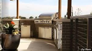 Stunning Modern Outdoor Kitchen Ideas YouTube - Modern outdoor kitchens