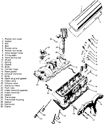 Repair guides engine mechanical cylinder head rh exploded parts diagram exploded view