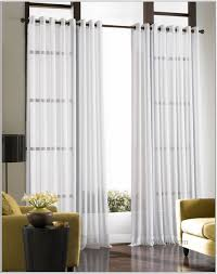Pretty Curtains Bedroom Modern Gray And White Curtains
