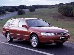 1996 Toyota Camry Wagon - news, reviews, msrp, ratings with ...