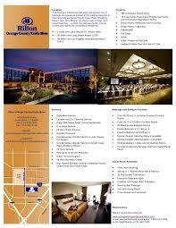 Hotel Fact Sheet Format Mesa Hotel Fact Sheet Simi Flyer