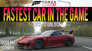 The third best drag car is porsche 906 carrera. Forza Horizon 4 New Fastest Car 310mph Insane Ferrari How To Get Youtube