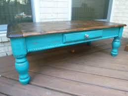 image of distressed coffee table ideas distressed coffee table with storage