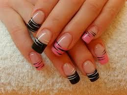 Gelové Nehty Inspirace č23 Magic Nails Gelové Nehty