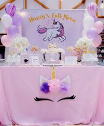 Birthday Table Decoration At Home Dessert Ideas Wedding Cake