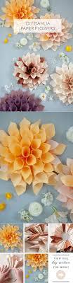 458 Best Paper Crafts Images On Pinterest Paper Flowers Paper