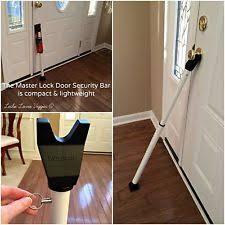 Sliding Door Security Bar eBay