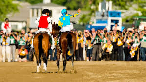 2015 Belmont Stakes Chart Inside The Trip A Historic Belmont Americas Best Racing