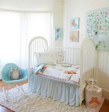 unique baby girl crib ding sets with nursery endear