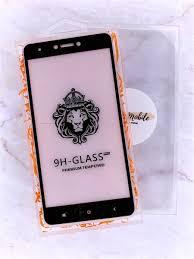 "<b>Защитное стекло</b> ""<b>5D Full</b> Cover for Xiaomi Redmi Note 4X/4 ..."